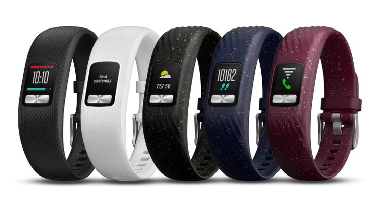 Garmin launches the Vivofit 4 fitness tracker with a year of battery life