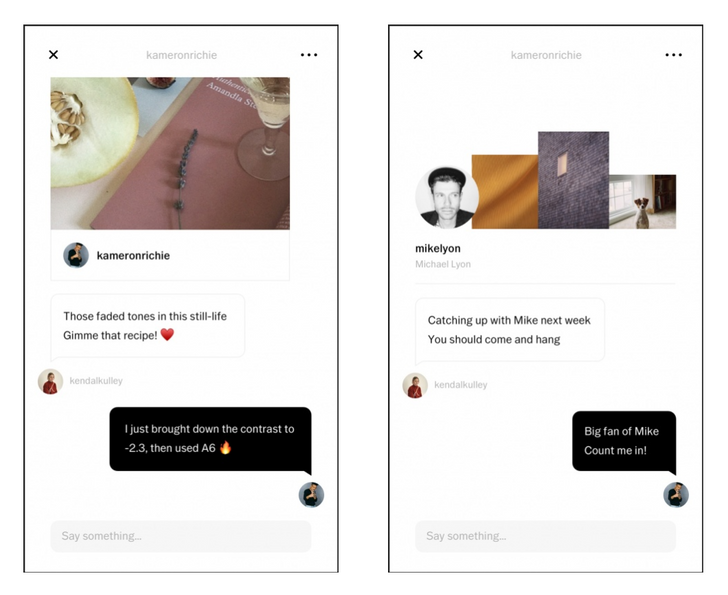 VSCO rolls out Messages, because every image sharing platform needs a built-in messenger