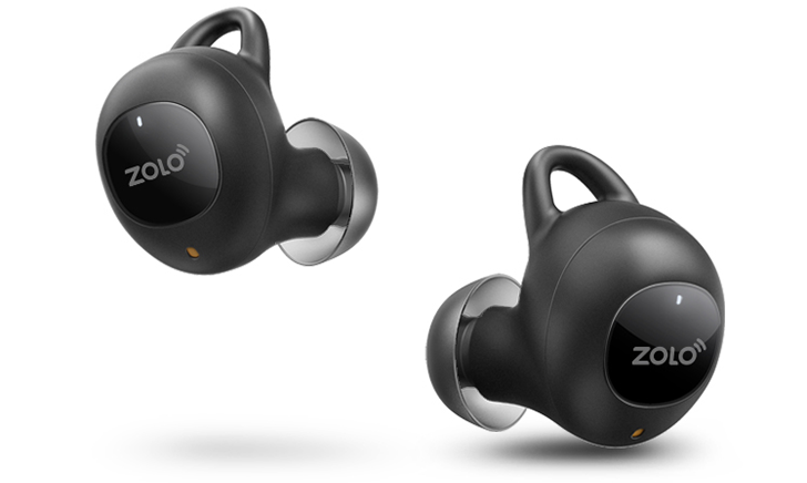 Anker's Bluetooth 5.0 Zolo Liberty+ earbuds will be available later this month for $149.99