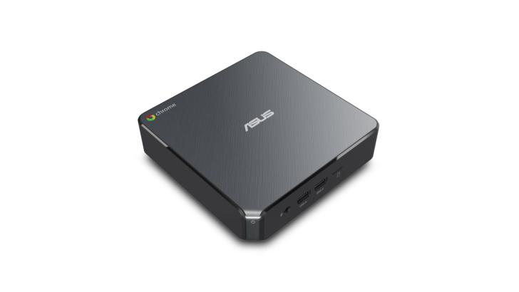 Asus announces Chromebox 3 at CES, with 8th gen Intel Core chip and USB Type-C