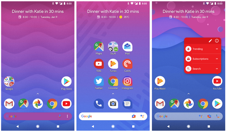 [Classic] Weekend Poll: Do you use a custom launcher on your phone?