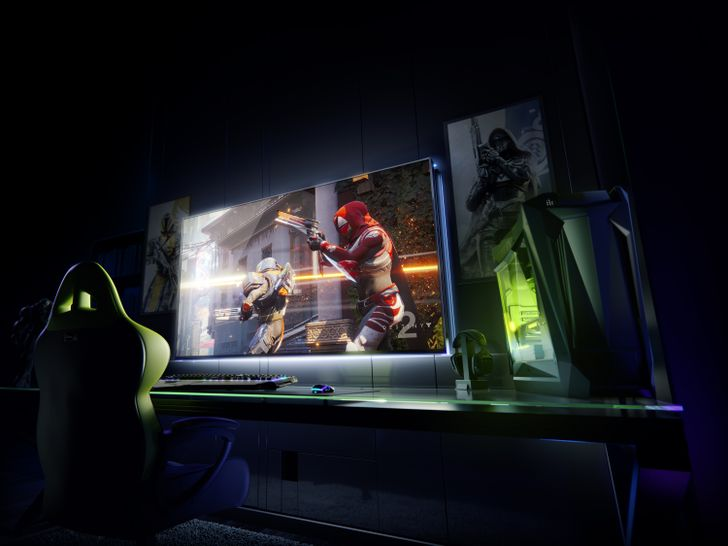 """[$$$] NVIDIA announces 65"""" 4K 120Hz gaming displays with Android TV built in"""