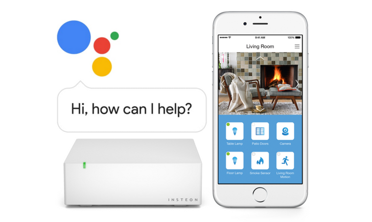 Insteon products will now work with the Google Assistant