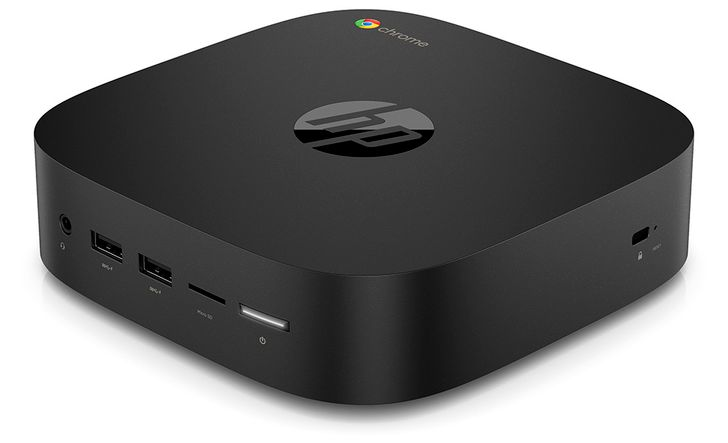 HP releases Chromebox G2, stock runs dry almost immediately