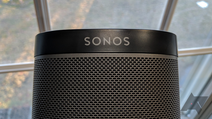 You can now control your Sonos speakers with Google Home through Yonomi