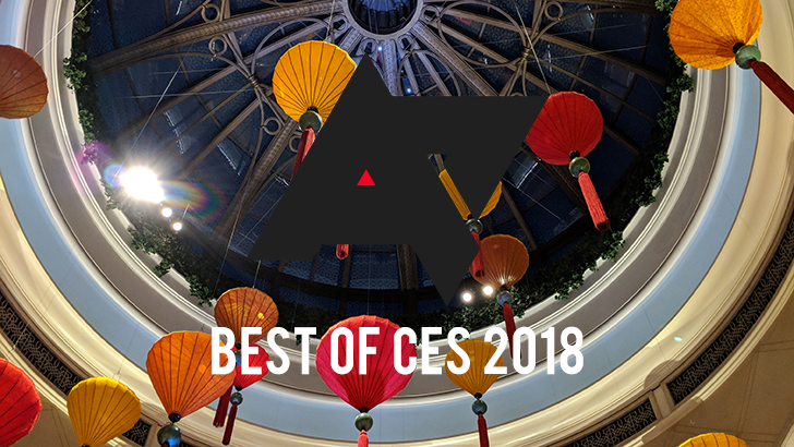 Android Police's Best of CES 2018