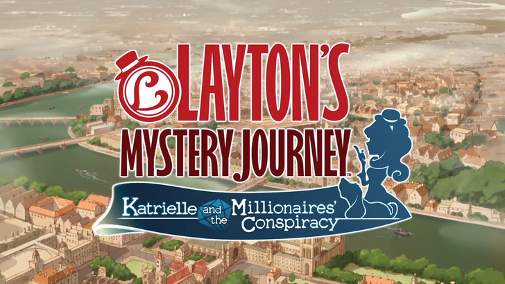 Layton's Mystery Journey: Starter Kit offers first case free, additional cases as DLC packs