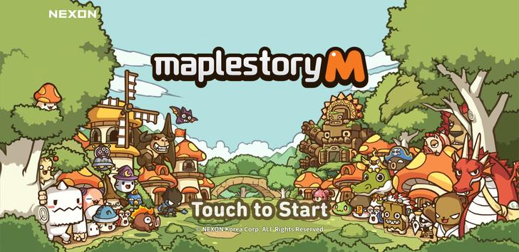MapleStory M pre-registration starts today