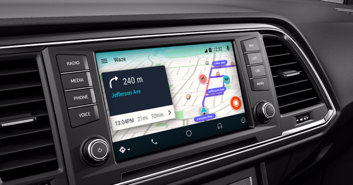 Google Assistant is now on Android Auto, because apparently it wasn't before