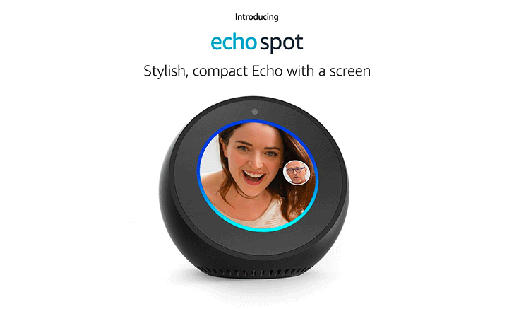 Amazon's Echo Spot is now shipping in the UK, Germany, and Austria