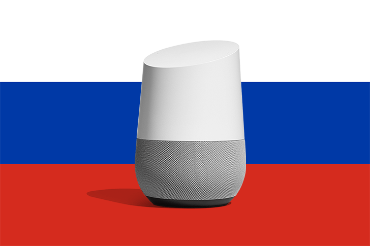 Google allegedly testing Russian support for Assistant