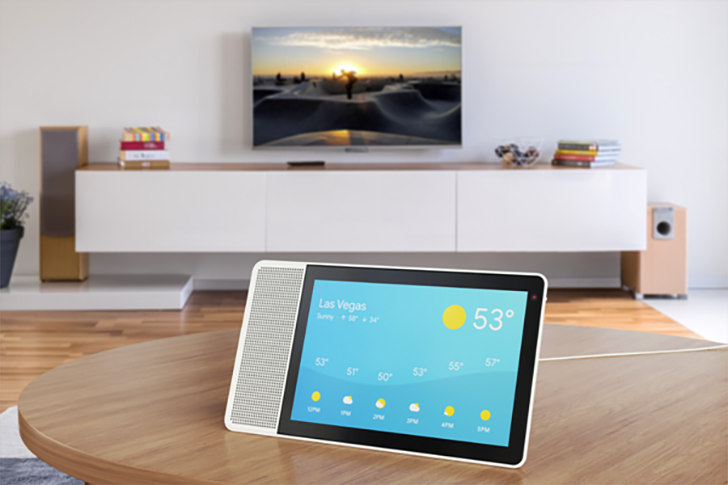 """Lenovo's Google Assistant-powered 8"""" and 10.1"""" Smart Displays up for pre-order, priced at $149.99 and $229.99"""