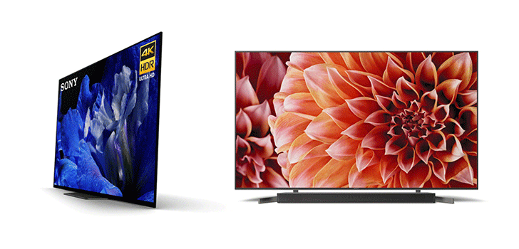 [Update: Pricing for more models] Sony announces new 4K HDR Android TVs with Google Assistant built in
