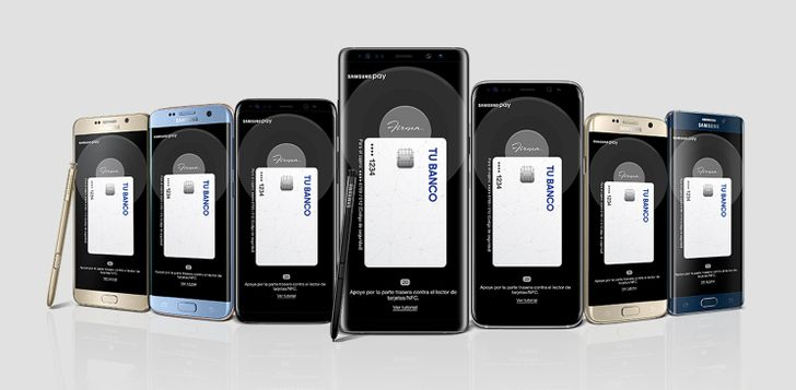 Samsung Pay officially launches in Mexico