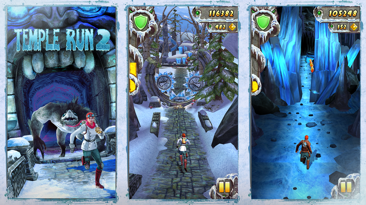 Temple Run 2 passes 500 million installs on the Play Store