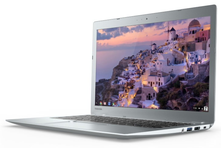 10 new Chromebooks, including the Toshiba Chromebook 2 (2015), get the Play Store