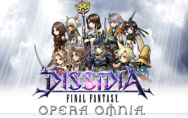Square Enixs Latest RPG Dissidia Final Fantasy Omnia Is - Create invoice app square enix online store