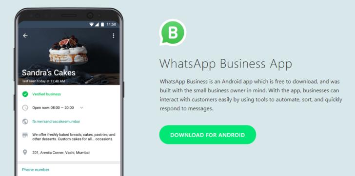 Whatsapp Business   Androidpolice.com