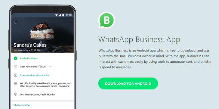 WhatsApp Business launches officially for Android in Indonesia, Italy, Mexico, the UK, and the USA [APK Download]