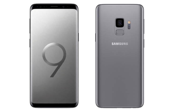 More Samsung Galaxy S9 renders leak, confirming design, stereo speakers, and camera apertures