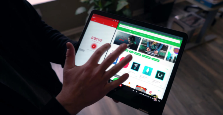 Chromebook split-screening for Android apps now available in Canary channel