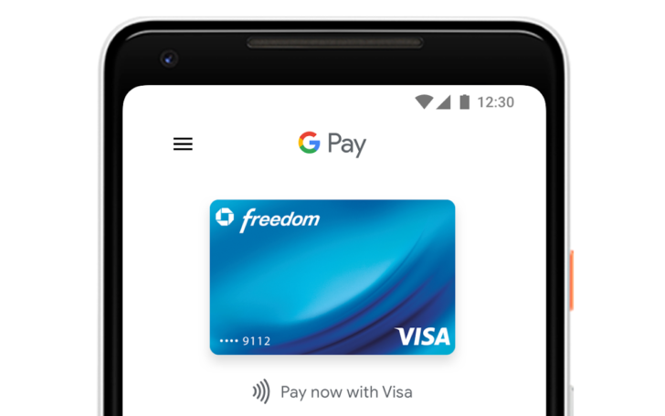 Google Pay branding is starting to replace Android Pay in the app and on the web