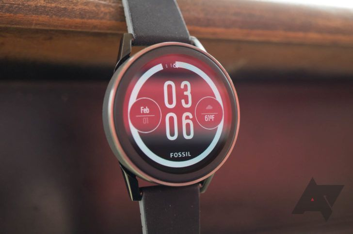 fossil q control review a good smartwatch but not a good value article contents