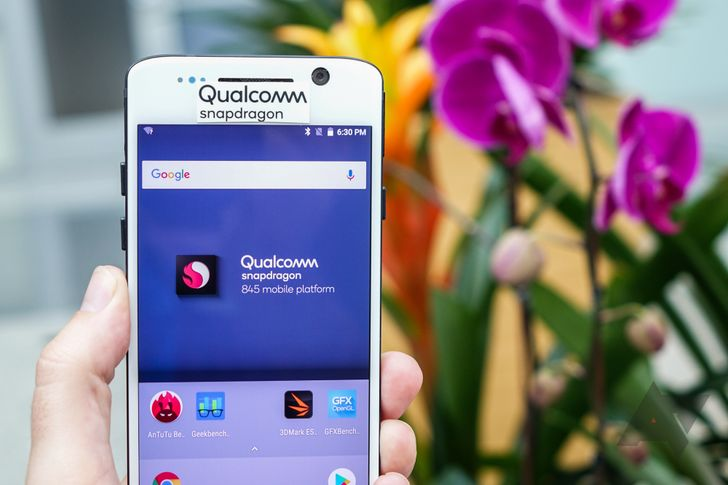 Qualcomm Snapdragon 845: The first benchmark results - compared to Galaxy S8, Pixel 2, OnePlus 5T, and more