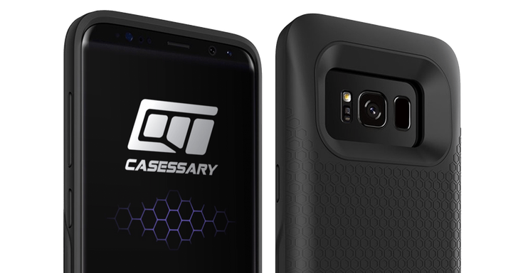 [Update: Winners] Another chance to win one of 12 CASESSARY Galaxy S8 4500mAh battery cases with QC 3.0 support (plus a 25% off coupon) [US]