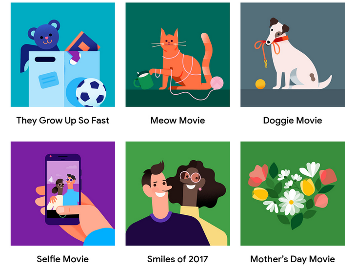 Google opens the door to on-demand, personalized movies, adds Valentine's Day theme
