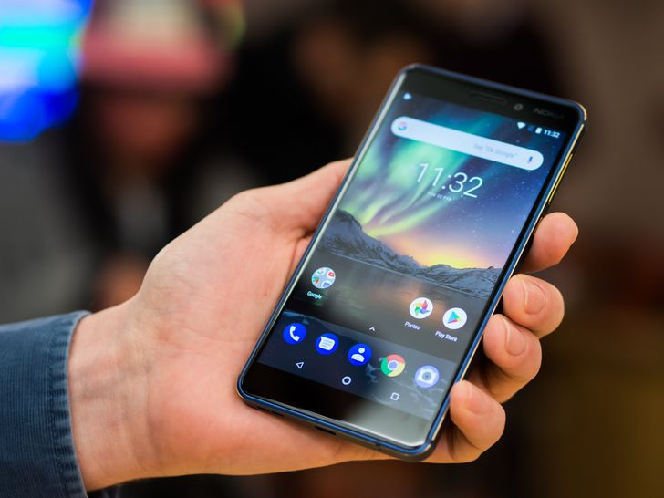 Hands on with the Nokia 1, Nokia 6 (2018), Nokia 7 Plus, and Nokia 8 Sirocco