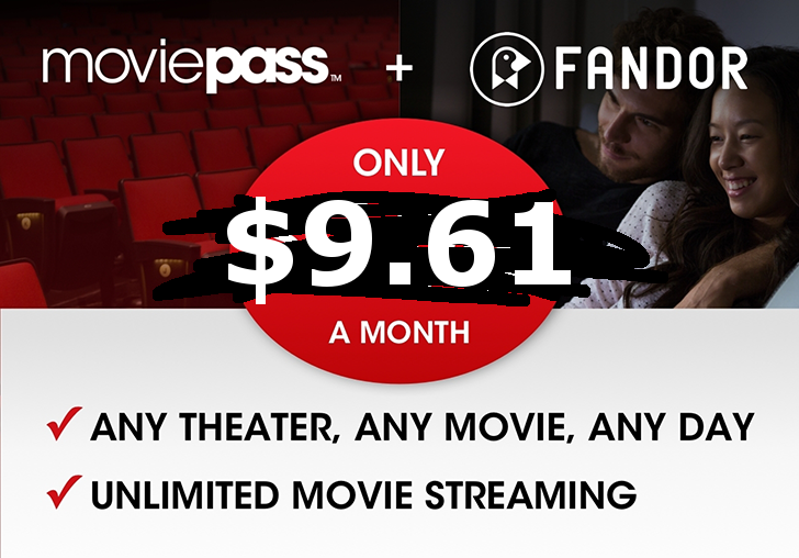 MoviePass announces new annual plan, costs nearly as much as monthly plan but includes a free year of Fandor