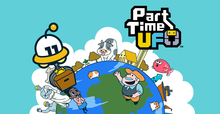 HAL Laboratory's Android debut 'Part Time UFO' is officially available in the West
