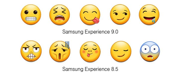 Samsung's emojis are no longer 💩 with Android 8.0 Oreo update