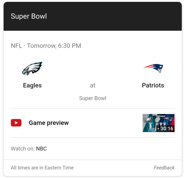 Weekend poll: How do you plan to watch the Super Bowl?
