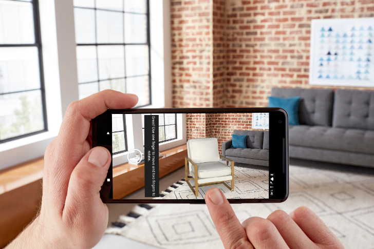 Amazon adds AR view to help you see products in your environment before you buy them
