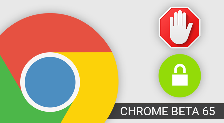 Chrome's blocker for redirecting ads won't be turned on