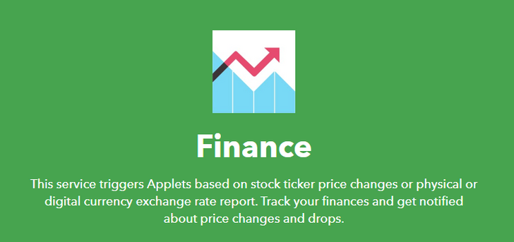 IFTTT adds support for iHome Enhance, Everynet, GraspIO, and Nexx Garage, moves Stocks applets to new Finance category