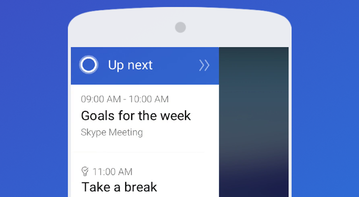 Cortana adds floating launch button in latest update [APK Download]
