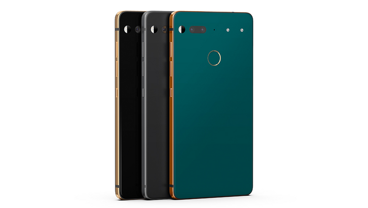 Essential Phone announced in three new colors — Ocean Depths, Stellar Gray, and Copper Black — for $100 extra
