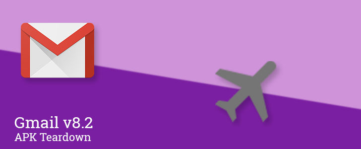 Gmail v8.2 prepares to add label for trip-related messages and automatic transfer for non-Google accounts [APK Teardown]