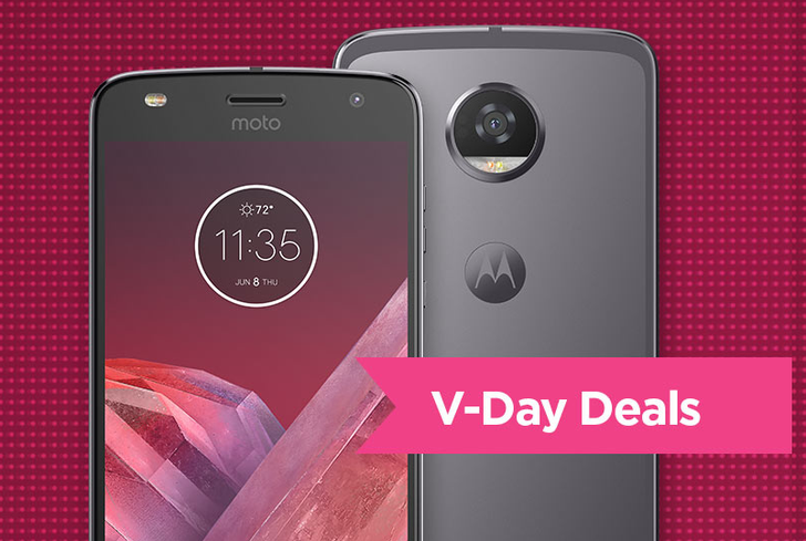 [Deal Alert] Motorola will knock $150 off the Moto Z2 Play, starting February 4