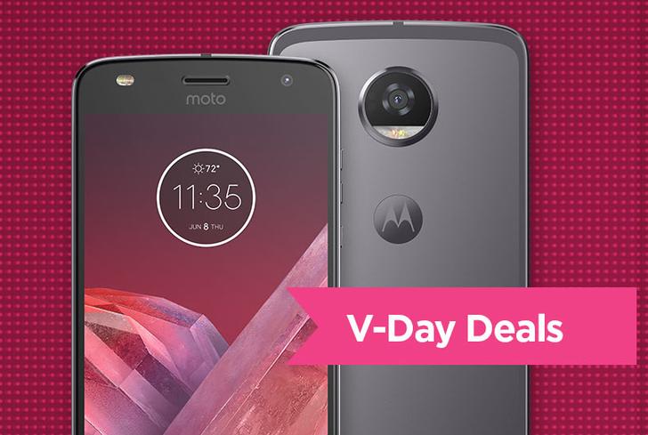 [Deal Alert] Motorola will knock $150 off the Moto Z2 Play, starting February 4