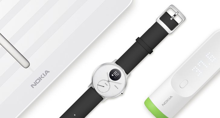 Nokia puts its Digital Health business, formerly Withings, under strategic review
