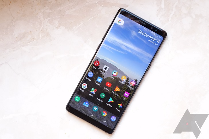 [Update: Winner] Win a brand new Samsung Galaxy Note8 from AT&T and Android Police [US only]