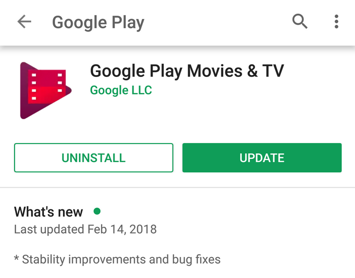 [Update: Once more] Google testing a colorless shapeless Play Store redesign with large Install button