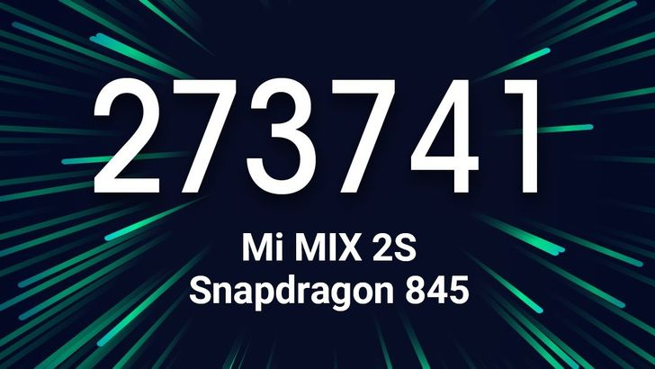 Xiaomi says the Mi Mix 2S with Snapdragon 845 will launch on March 27