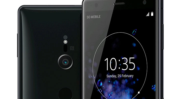 [Update: More images] Xperia XZ2 and XZ2 Compact leaked with new design and 18:9 screens