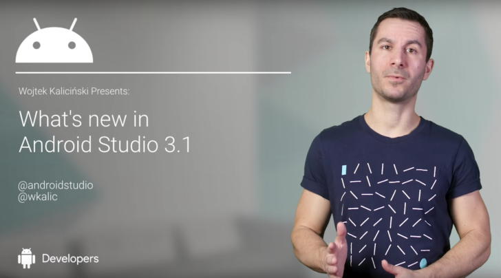 Android Studio 3.1 stable announced, with enhanced Kotlin lint checks, new default dex compiler, and more