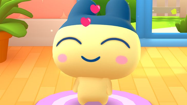 Bandai Namco's virtual pet simulation game 'My Tamagotchi Forever' is out